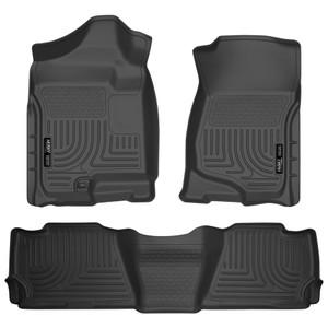 Husky Liners | Floor Mats | 07-14 Chevrolet Suburban | HUS1309