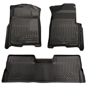 Husky Liners | Floor Mats | 08-10 Ford Super Duty | HUS1331