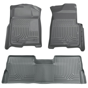 Husky Liners | Floor Mats | 08-10 Ford Super Duty | HUS1332