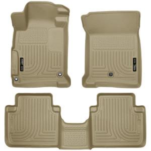 Husky Liners | Floor Mats | 13-17 Honda Accord | HUS1353