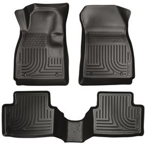 Husky Liners | Floor Mats | 11-19 Ford Fiesta | HUS1393
