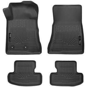 Husky Liners | Floor Mats | 15-19 Ford Mustang | HUS1470
