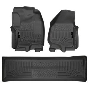 Husky Liners | Floor Mats | 12-16 Ford Super Duty | HUS1505