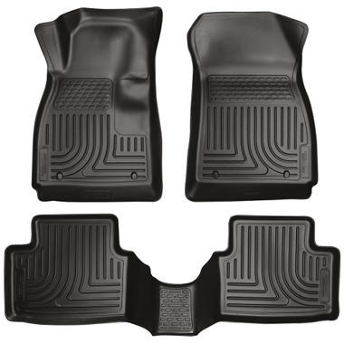 Husky Liners | Floor Mats | 14-19 Mazda 6 | HUS1521