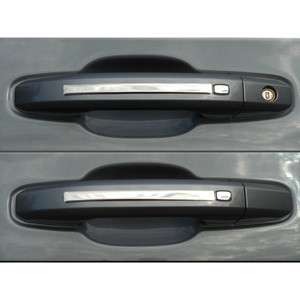 Luxury FX | Door Handle Covers and Trim | 19-20 Chevrolet Silverado 1500 | LUXFX3886