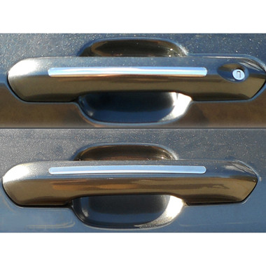 Luxury FX | Door Handle Covers and Trim | 20 Ford Explorer | LUXFX3887