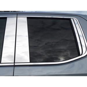 Luxury FX | Pillar Post Covers and Trim | 19-20 Chevrolet Silverado 1500 | LUXFX3898