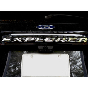 Luxury FX | Emblems | 20 Ford Explorer | LUXFX3907