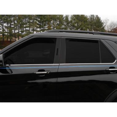 Luxury FX | Window Trim | 20 Ford Explorer | LUXFX3913