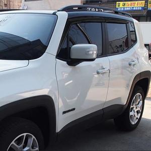 Premium FX | Window Vents and Visors | 15-19 Jeep Renegade | PFXV0171