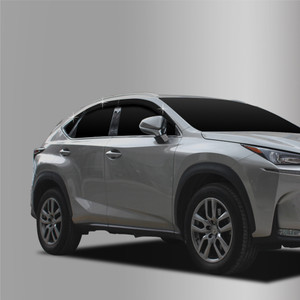 Premium FX | Window Vents and Visors | 18-19 Lexus NX | PFXV0177