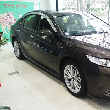 Premium FX | Window Vents and Visors | 18-19 Toyota Camry | PFXV0187
