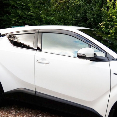 Premium FX | Window Vents and Visors | 18-19 Toyota C-HR | PFXV0189