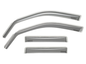 Weathertech | Window Vents and Visors | 07-12 Acura MDX | WTECH-72456