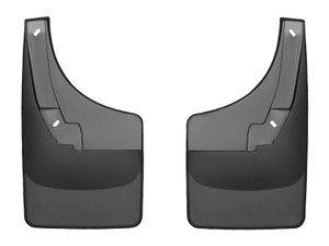 Weathertech | Mud Skins and Mud Flaps | 09-18 Dodge Ram 1500 | WTECH-120024