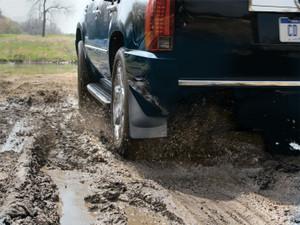 Weathertech | Mud Skins and Mud Flaps | 01-07 Chevrolet Silverado HD | WTECH-120027