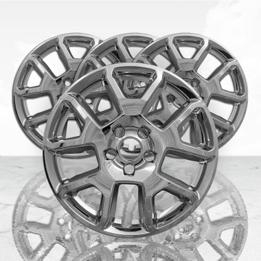 Auto Reflections   Hubcaps and Wheel Skins   19-20 Jeep Renegade   ARFH725