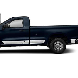Diamond Grade | Side Molding and Rocker Panels | 19-20 Chevrolet Silverado 1500 | SRF1508