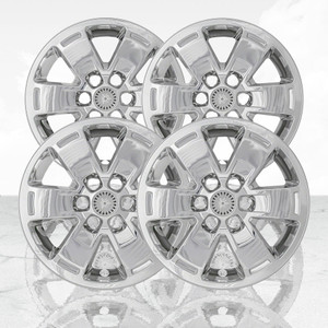 Auto Reflections | Hubcaps and Wheel Skins | 15-19 Chevrolet Colorado | ARFH747