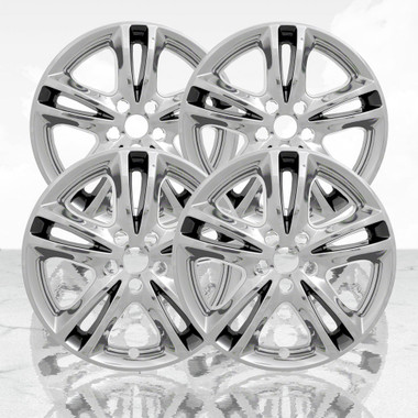 Auto Reflections | Hubcaps and Wheel Skins | 15-19 Ford Fusion | ARFH751