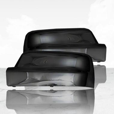 Auto Reflections | Mirror Covers | 19-20 Dodge Ram 1500 | ARFM282