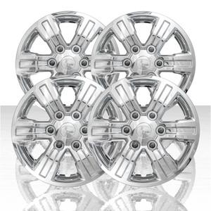 """Set of 4 16"""" 6 Spoke Wheel Covers for 2019 Ford Ranger XL - Chrome"""