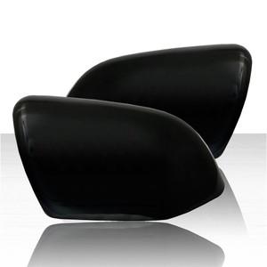 Set of 2 Mirror Covers for 2020 Ford Explorer XLT - Gloss Black