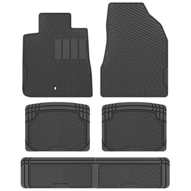 Road Comforts | Floor Mats | 07-17 Buick Enclave | RCF0001