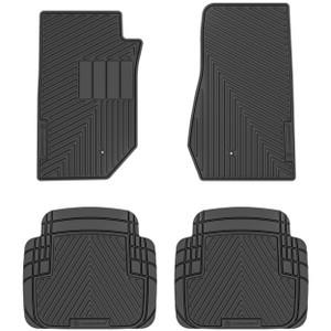 Road Comforts | Floor Mats | 07-13 Jeep Wrangler | RCF0034