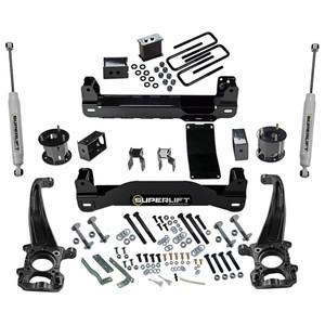 Superlift | Leveling and Lift Kits | 04-08 Ford F-150 | SLFK086
