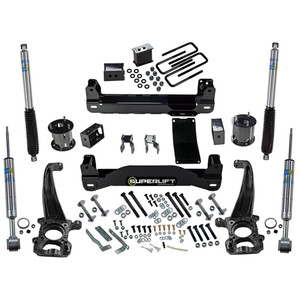 Superlift | Leveling and Lift Kits | 04-08 Ford F-150 | SLFK088