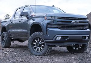 "Superlift 6"" Lift Kit for 2019-2020 Silverado/Sierra 1500 4WD w/Bilstein Shocks"
