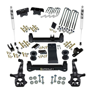 Superlift | Leveling and Lift Kits | 19-20 Chevrolet Silverado 1500 | SLFK095