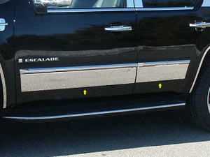 Luxury FX | Side Molding and Rocker Panels | 07-14 Cadillac Escalade | LUXFX3938