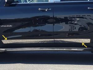 Luxury FX   Side Molding and Rocker Panels   21 Chevrolet Tahoe   LUXFX3992