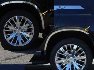 Luxury FX   Fender Trim   21 Chevrolet Tahoe   LUXFX3994