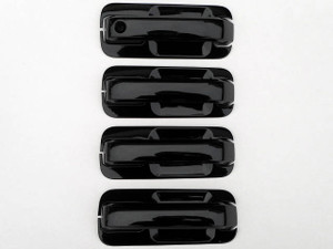 Luxury FX | Door Handle Covers and Trim | 17-20 Ford Super Duty | LUXFX4020