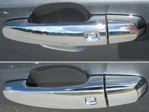 Luxury FX   Door Handle Covers and Trim   17-20 GMC Acadia   LUXFX4023