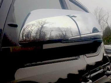 Luxury FX   Mirror Covers   20-21 Toyota Tacoma   LUXFX4096