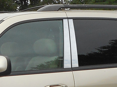 Luxury FX   Pillar Post Covers and Trim   00-06 Toyota Tundra   LUXFX4097