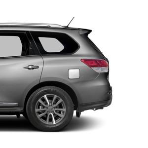 Diamond Grade | Gas Door Covers | 13-21 Nissan Pathfinder | SRF1519