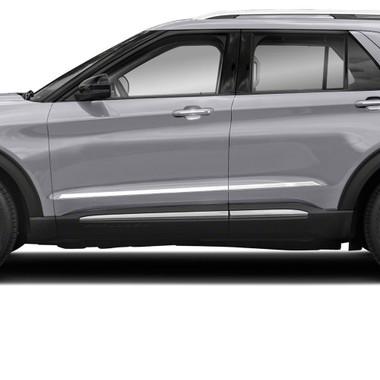 Diamond Grade | Side Molding and Rocker Panels | 20-21 Ford Explorer | SRF1580