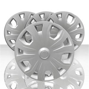 "Set of 4 16"" Wheel Covers for 2019-2021 Ford Transit - Silver"