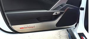American Car Craft   Door Panel Trim   14-19 Chevrolet Corvette   ACC4698