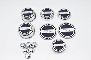 American Car Craft | Fluid Cap Covers | 08-19 Dodge Challenger | ACC4893