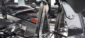 American Car Craft | Engine Bay Covers and Trim | 20-21 Chevrolet Corvette | ACC4869