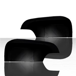 Auto Reflections | Mirror Covers | 20-21 Chevrolet Silverado HD | ARFM305
