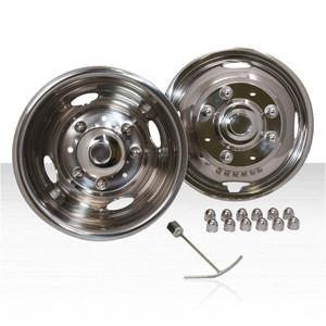 Auto Reflections | Hubcaps and Wheel Skins | 11-19 Chevrolet Silverado HD | ARFH812