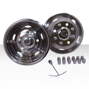 Auto Reflections | Hubcaps and Wheel Skins | 05-19 Ford Super Duty | ARFH814
