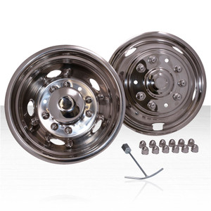 Auto Reflections | Hubcaps and Wheel Skins | 88-00 Chevrolet C/K | ARFH815